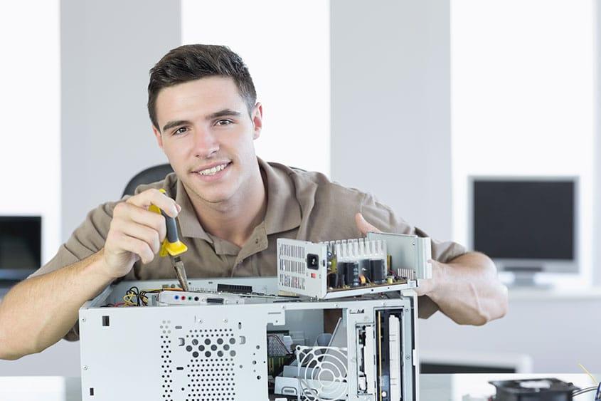 emploi technicien informatique